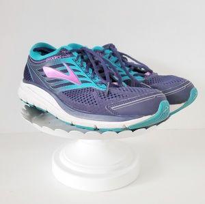Brooks Navy Blue Running Shoe 10.5
